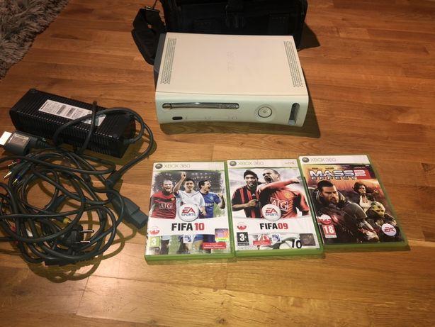 Xbox 360 biały