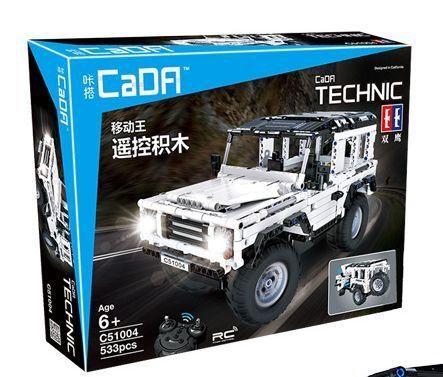 Cada Technic Land Rover конструктор на радиоуправлении (LEGO)