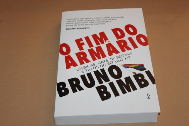 O Fim do Armário// Bruno Bimbi