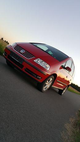 Volkswagen Sharan 2.0 tdi, 140 KM, 2009 rok 243 tkm,1 właściciel