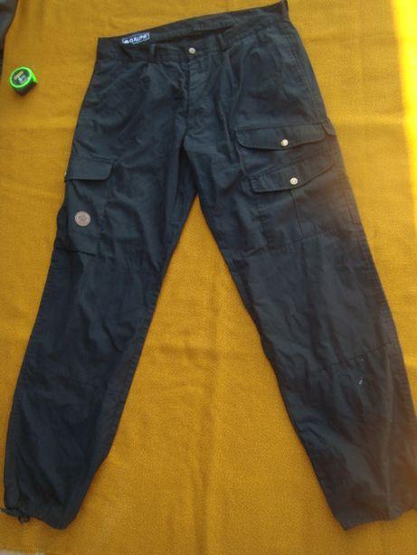 spodnie Gaupa- wędkarsko- myśliwskie roz 54-pas 96 cm-Super