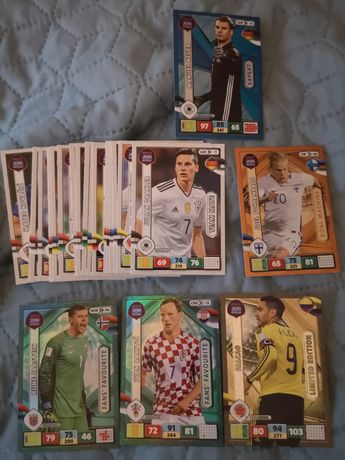 Road To Fifa World Cup Russia 2018 FALCAO limited karty