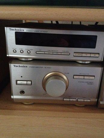 Aparelhagem Technics HD 301