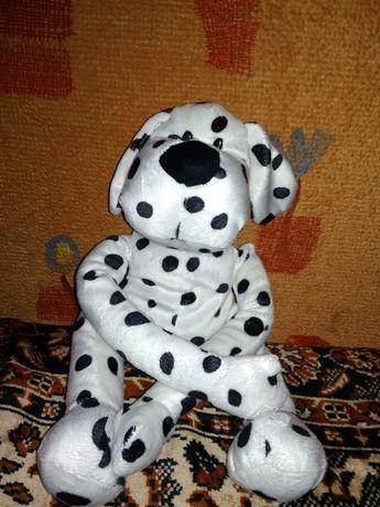 Собачка далматинец