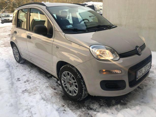 Fiat Panda 1.2 Klima Salon Polska 1 Właściciel Ważne OC/przegląd