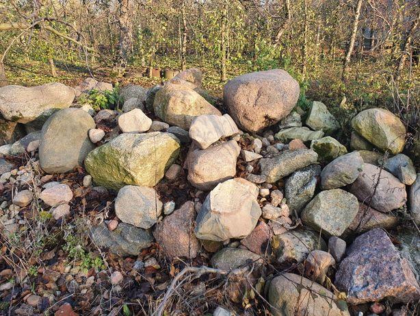 Kamień polny duże ilości