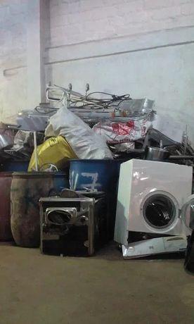 Recolha de eletrodomésticos