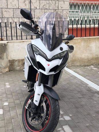 Ducati Multistrada 1200S 2016 com muitos EXTRAS
