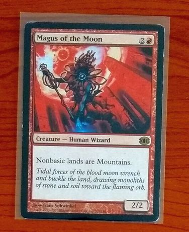 Magus of the Moon MTG
