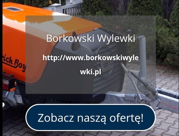 """Posadzki Maszynowe Mixokretem """"Borkowski Wylewki"""""""