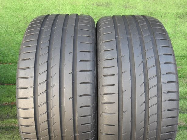 2xGOODYEAR Eagle F1 Asymetric 245/40R18 97Y 2013rok 7,2mm