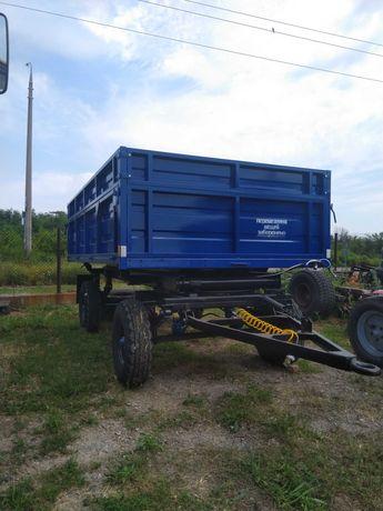 Прицеп 2ПТС-4, тракторный