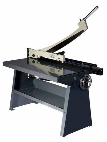 Guilhotina Cisalha Bacalhoeira manual de faca p/ corte de chapa metal