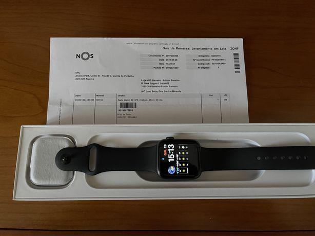 Apple watch serie 6 gps celular 44mm