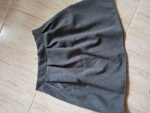 Szara spódnica M/38