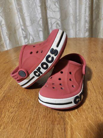 Crocs Крокси оригінал. Розмір 24-25, С8 - 150 см