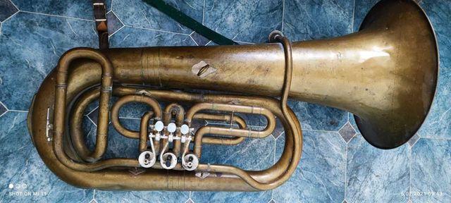 Духова Труба. Туба