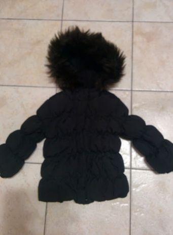 Куртка пуховая 3 года