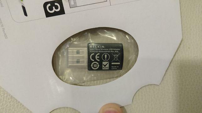 USB WiFi адаптер Belkin N300