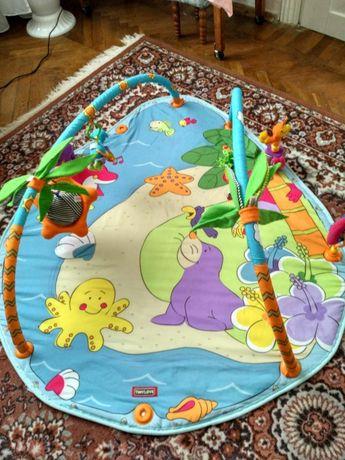 Музикальний розвивпючий коврик