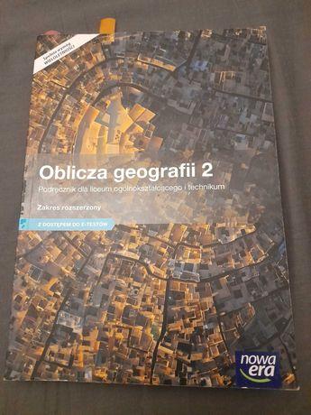 Oblicza geografii 2 poziom rozszerzony