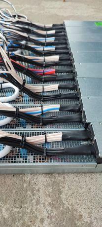 Тихий серверный блок питания HP DPS-2450AB A зелёная наклейка