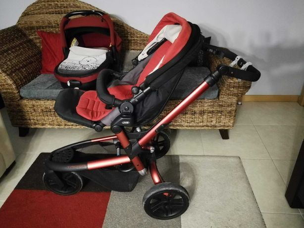 Carro bebé completo Jané Matrix Light