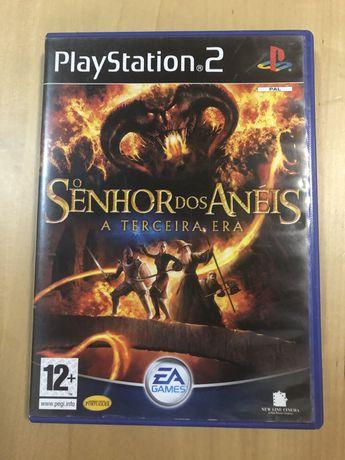 Senhor dos Aneis, a terceira Era PS2 / Playstation 2