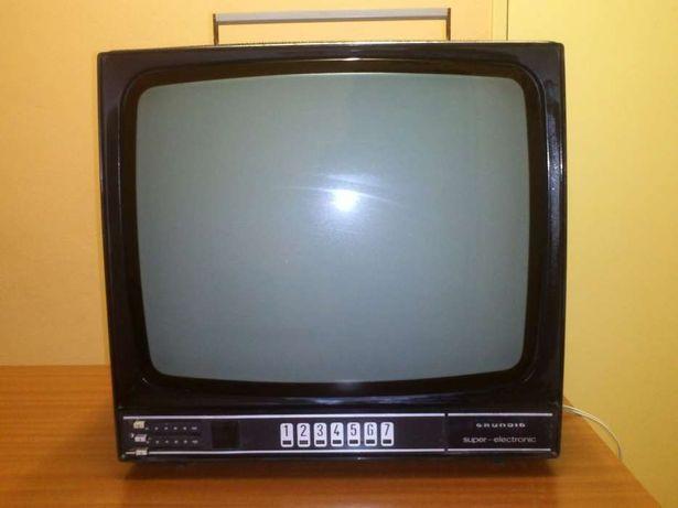 Televisão electrónica GRUNDIG Vintage