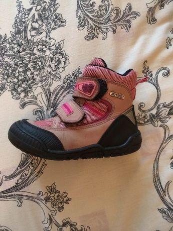 Ботинки демисезонные сапоги