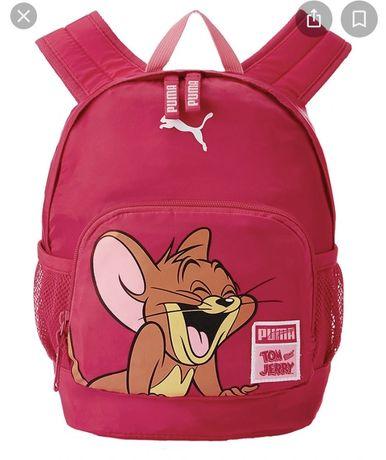 Plecak puma plecak tom&jerry plecaczek puma