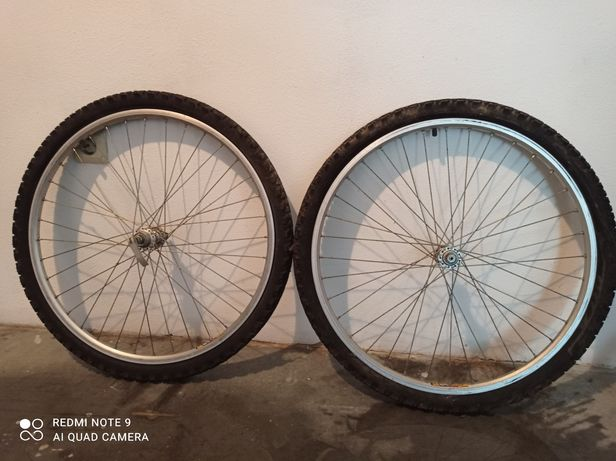Rodas completas bicicleta