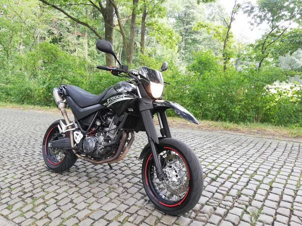Yamaha XT 660X 2004 Supermoto A2 35 KW możliwa zamiana