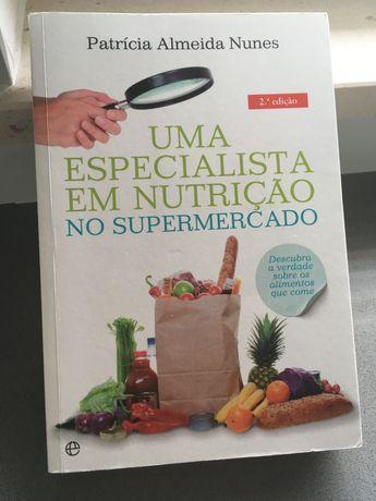"""""""Uma especialista em nutrição no supermercado"""""""