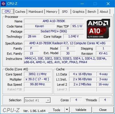 AMD A10 7850k\16gb ram\ssd240+HDD500\WiFi