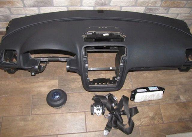 Vw Scirocco Eos - tablier airbags cintos