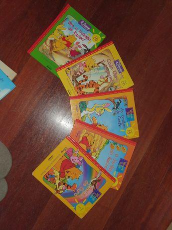 Livros winnie the pooh disney