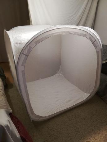 Namiot bezcieniowy 120x120