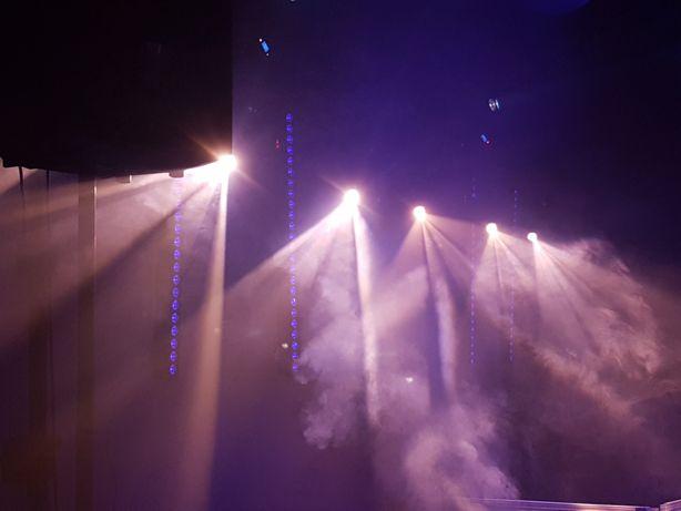 Maszyna wytwornica dymu mgły