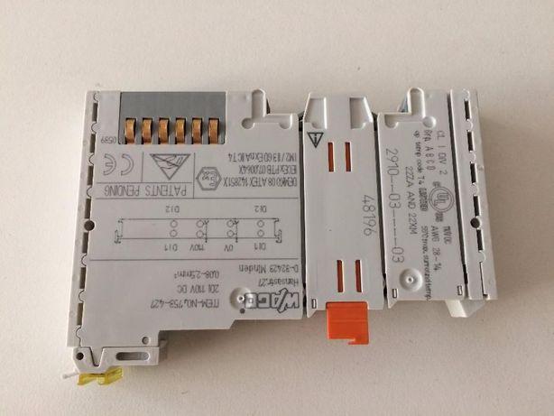 Karta wyjścia PLC WAGO 753- 110 V/DC