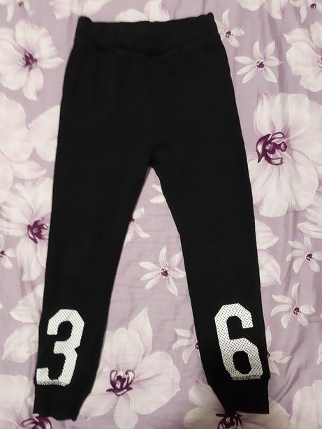 Тонкие спортивные штаны для мальчика фирма H&M