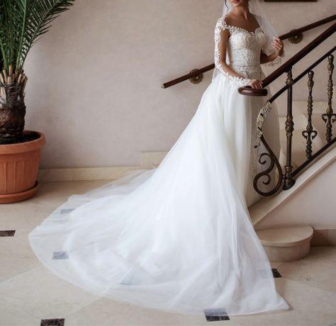 Свадебное платье Jovani, размер S