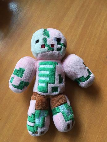 Pigman minecraft maskotka