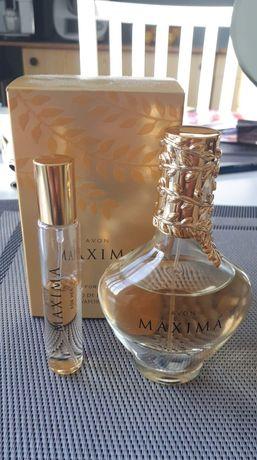 Zestaw Avon Maxima dla Niej - woda perfumowana - perfumetka