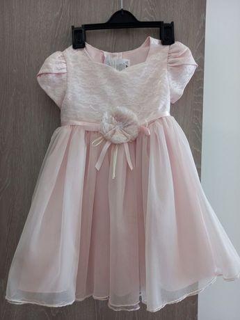Платье детское нарядное пышное италия оригинал
