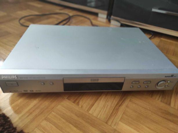 Odtwarzacz DVD Philips dvd763SA/021 uszkodzony