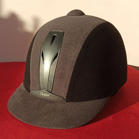 Шлем каска жокейка для верховой езды /конного спорта Choplin