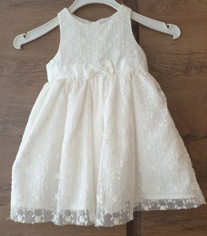 Sukienka dla małej księżniczki rozmiar  86