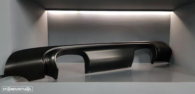 Difusor Traseiro BMW Serie 3 E46 M3 CLS