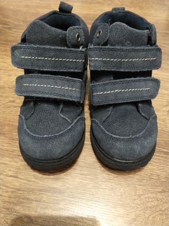 Buty dziecięce skórzane rozm 25